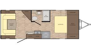 travel trailer floor plans. 2018 CrossRoads Sunset Trail Super Lite SS200RD. Type, Lightweight Travel Trailer Floor Plans