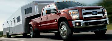 Used Ford trucks that can tow over 5000 pounds