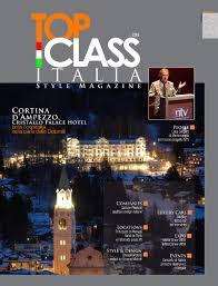Top class italia style magazine winter 2008 09 web site by enea