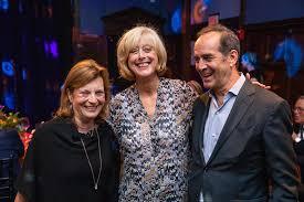 Betsy Epstein, director Maria Aitken, and David Epstein | Flickr