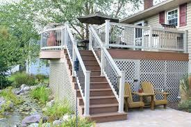Deck Designs With Storage Underneath 8 Under Deck Design Ideas To Fill Your Empty Space Decks R Us