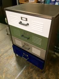 pottery barn locker furniture. we have a pair of pottery barn teen locker style chestsgreat for night stands furniture