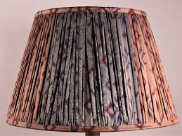 full size of lamp pleated lamp shades silk lamp shades with fringe pleated for table