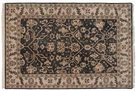 5x7 heriz grey oriental rug 046916
