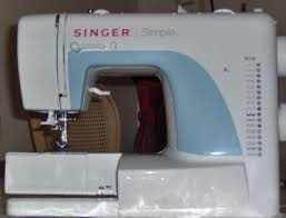 Singer Sewing Machine 3116