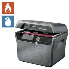 Office file boxes Drawer Sentrysafe 65 Cuft Firesafe Waterproof File Costco Wholesale Storage Boxes Costco