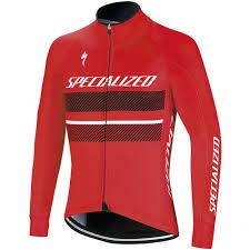 Specialized Element Rbx Comp Logo Jacket Red Black