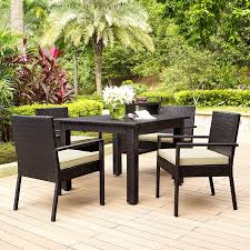 outdoor furniture table and chairs best of dining set chairs valid outdoor patio dining sets new