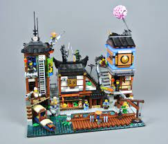 Review: 70657 NINJAGO City Docks (1) | Brickset: LEGO set guide and database
