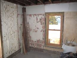 Interior Rehab With InSoFast Over Masonry Walls  InSoFast - Insulating block walls exterior