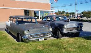 Features - 1955 Chevy Gassers Owners Wanted? Post them Pics ...