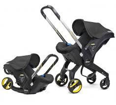 doona infant car seat doubles as a
