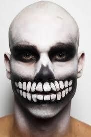 skull makeup guys mugeek vidalondon