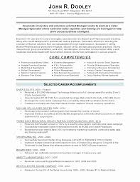 Configuration Management Specialist Sample Resume