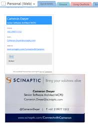 business card office office lens the simple and free way to create an outlook contact