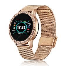 <b>LIGE</b> Fashion <b>smart watch women</b> men Sport waterproof clock Heart ...