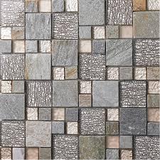 grey glass mosaic tile natural stone tiles marble tile
