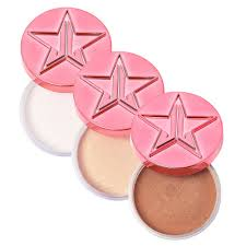 I'm excited about this one. Jeffree Star Cosmetics Magic Star Setting Powder Honey At Beauty Bay