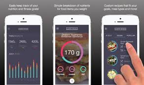 Slate Scale Weigh Your Food And Automatically Track What Youre