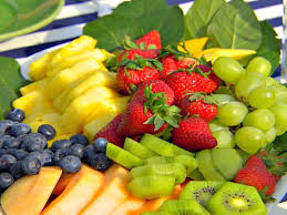 How To Decorate Salad Tray Fresh Fruit Platter Recipe Ina Garten Food Network 81