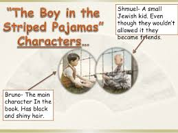 the boy in the striped pajamas final project