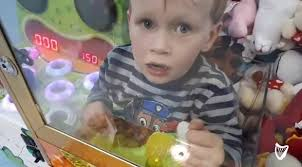 Child In Vending Machine Enchanting Watch Moment Tipperary Boy Gets Stuck In A Toy Machine After