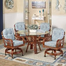 Picture 36 Of 37 Dining Room Chairs With Casters Elegant Leikela Dining Room Table With Caster Chairs