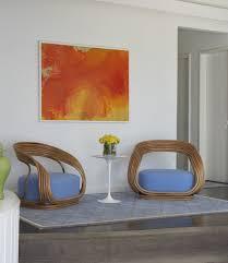 modern rattan furniture. greg natale modern rattan chair furniture i