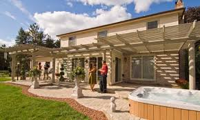 patio pergola ideas custom designed sunrooms patio covers and