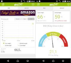 weight loss tracker bmi aktibmi this is also one of the best android apps