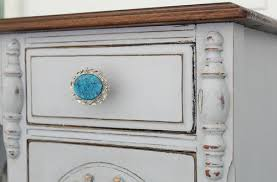 Old Jewelry DIY Drawer Pulls