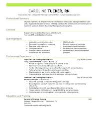 sample new graduate nurse resume sample nursing resume create my resume sample resume for new