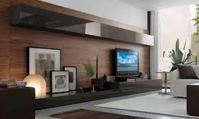 Modern Wall Units Entertainment Centers