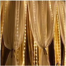 Wayfair String Lights Curtain 300 Light String Lights