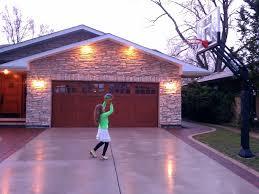 pro dunk hoops. Pro Dunk Hoops Landscape Traditional With 2 Car Garage 39x22basketball System Adjustable Basketball Goal