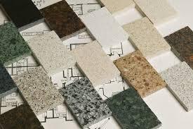 natural stone synthetic countertops as countertop materials