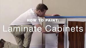 spray paint kitchen laminate cabinets plastic veneer cabinet painting black