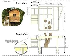 new free standing tree house plans for free standing tree house plans tree house plans free
