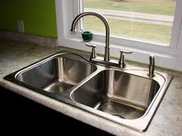 H Kitchen Sink Restaurant New Farmhouse Sinks Home Depot  Faucets