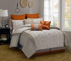 originalviews 2075 viewss 1650 alink fascinating grey orange bedding setsgallery