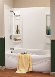 ma finesse 101594 000 129 5 piece bathtub wall kit