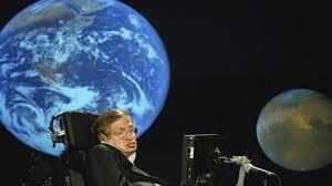 Хокинг показал диссертацию о расширении Вселенной ua Фото НАСА