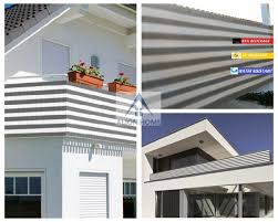 Balcony Fence alion home patio deck balcony fence privacy screen graywhite 6566 by xevi.us
