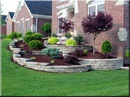 Small Picture The 25 best Sloped front yard ideas on Pinterest Garden stairs