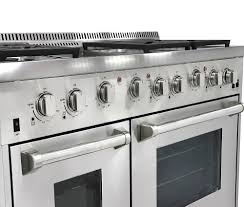 Professional Ovens For Home Thor Kitchen Stainless Steel Ranges Stainless Steel Gas Ranges
