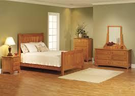 rustic solid wood broyhill oak bedroom sets
