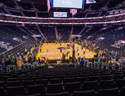 Kaiser Permanente Arena Seating Chart Oakland Arena Section 122 Seat Views Seatgeek