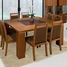 Contemporary Wood Dining Tables - Modern wood dining room sets