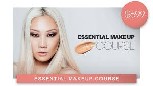 essential makeup artist course with makeup kit