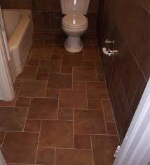 small bathroom flooring. Bathroom:Welcoming Small Bathroom With Travertine Floor Tiles And Porcelain Furnishings Cool Floors To Flooring